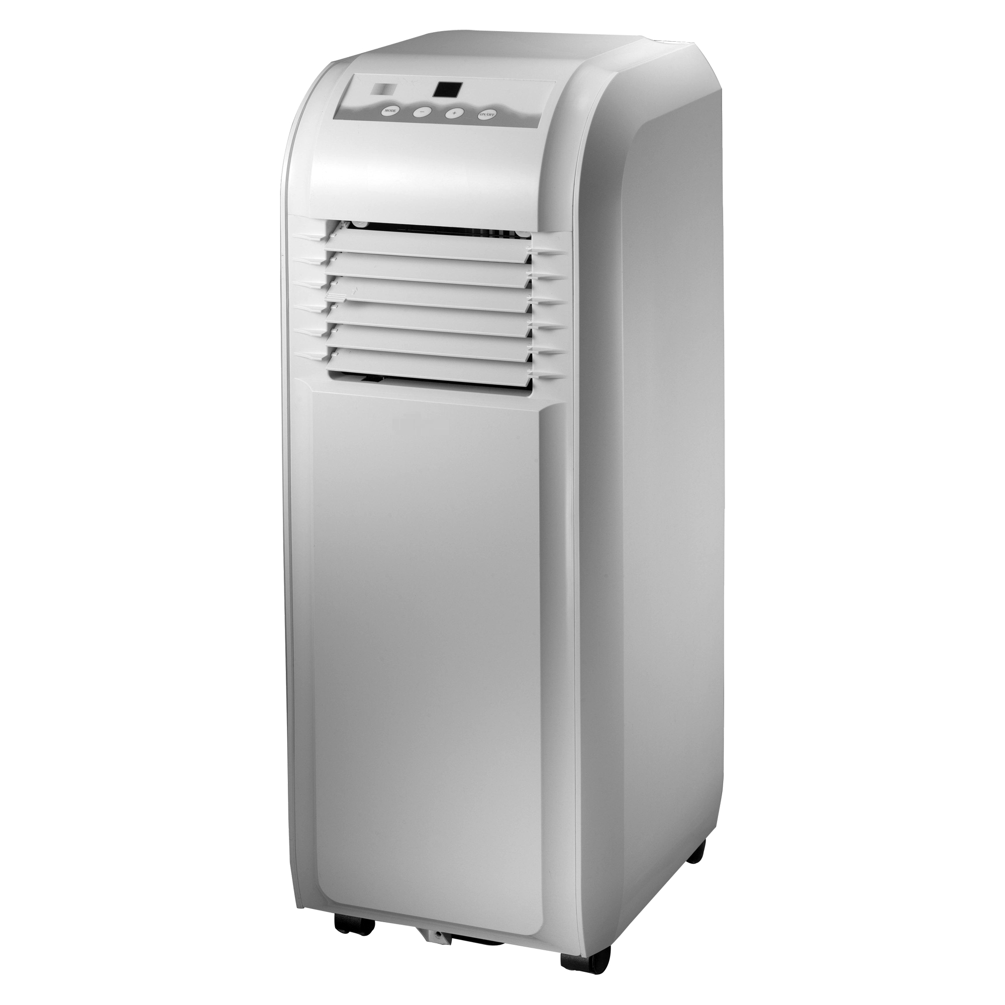 about IMPECCA 8 000 BTU/h Low Profile Portable Room Air Conditioner #1D1D1D