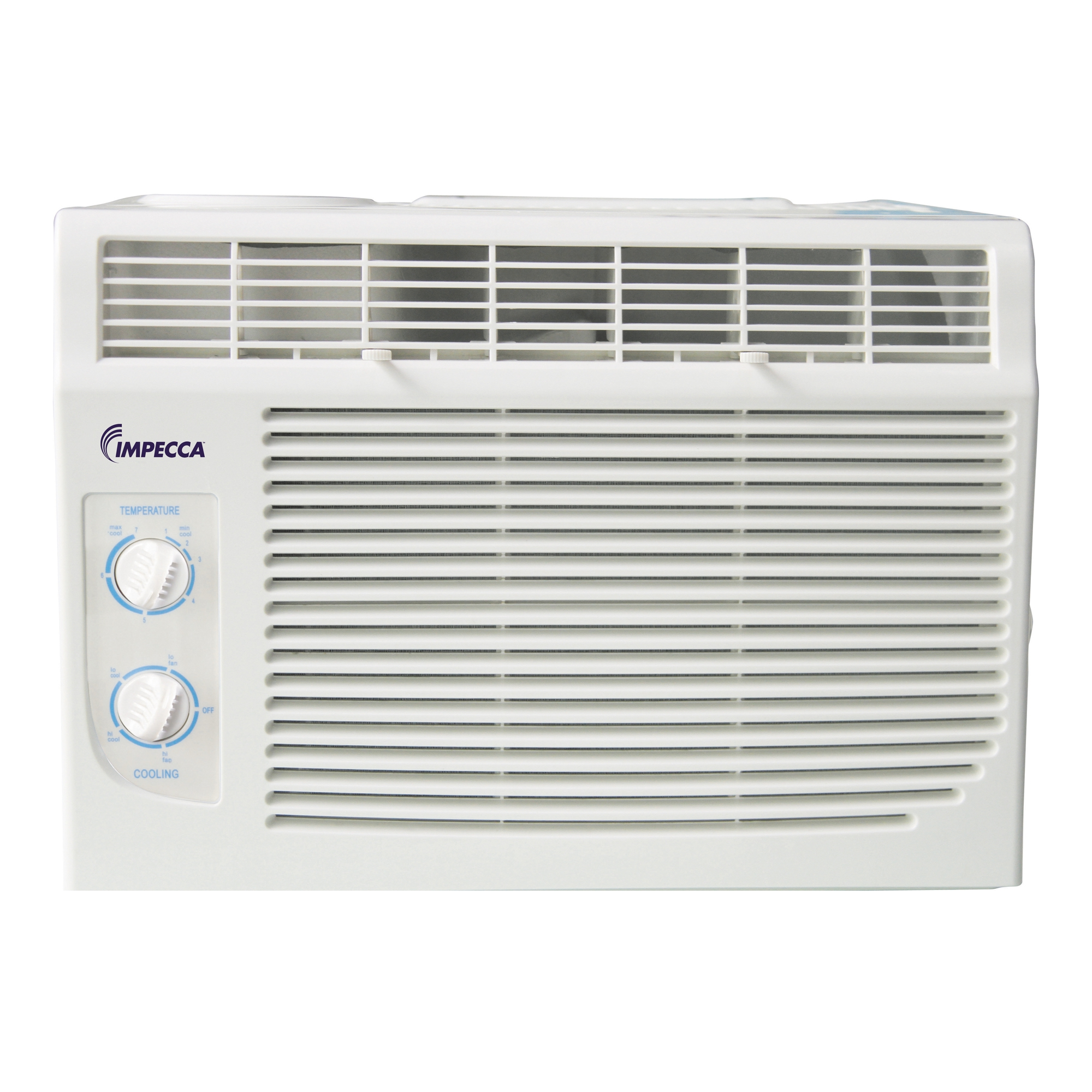 Impecca 6 000 btu h mechanical controlled mini window air for Window unit air conditioner malaysia
