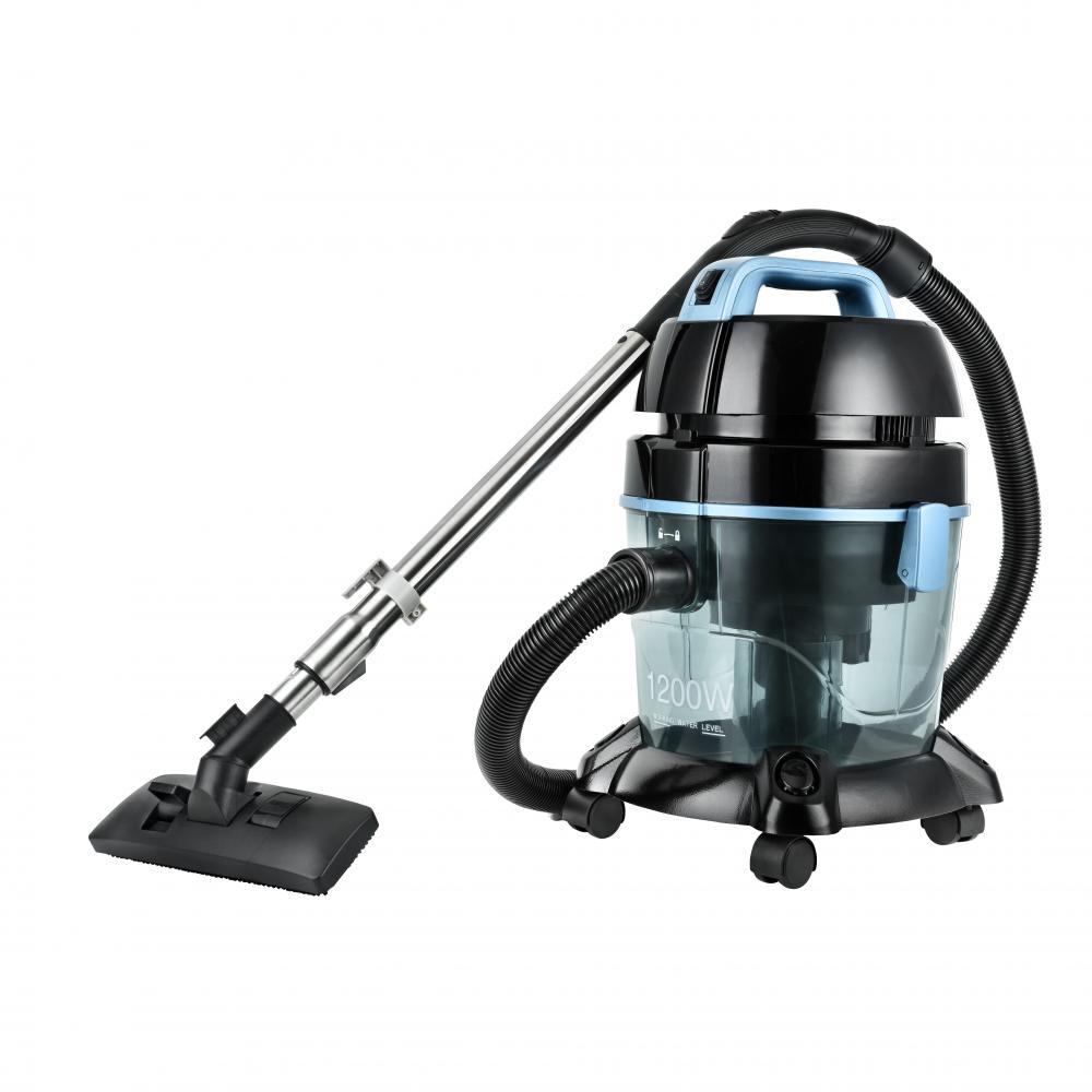 Water Air Cleaners : Kalorik blue pure air water filtration vacuum cleaner
