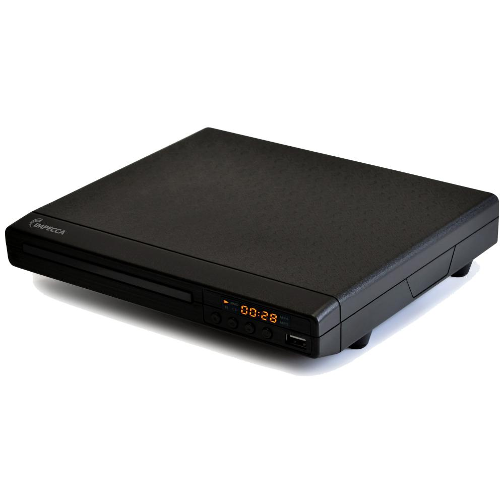 Cd dvd player with usb port